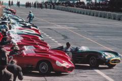 Start zum 1000 Kilometer Rennen 1957 (Archiv Völker-Richarz)