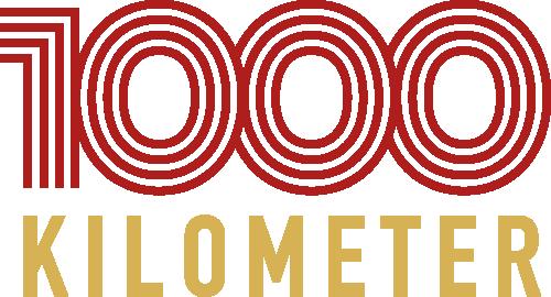 1000km Rennen Logo