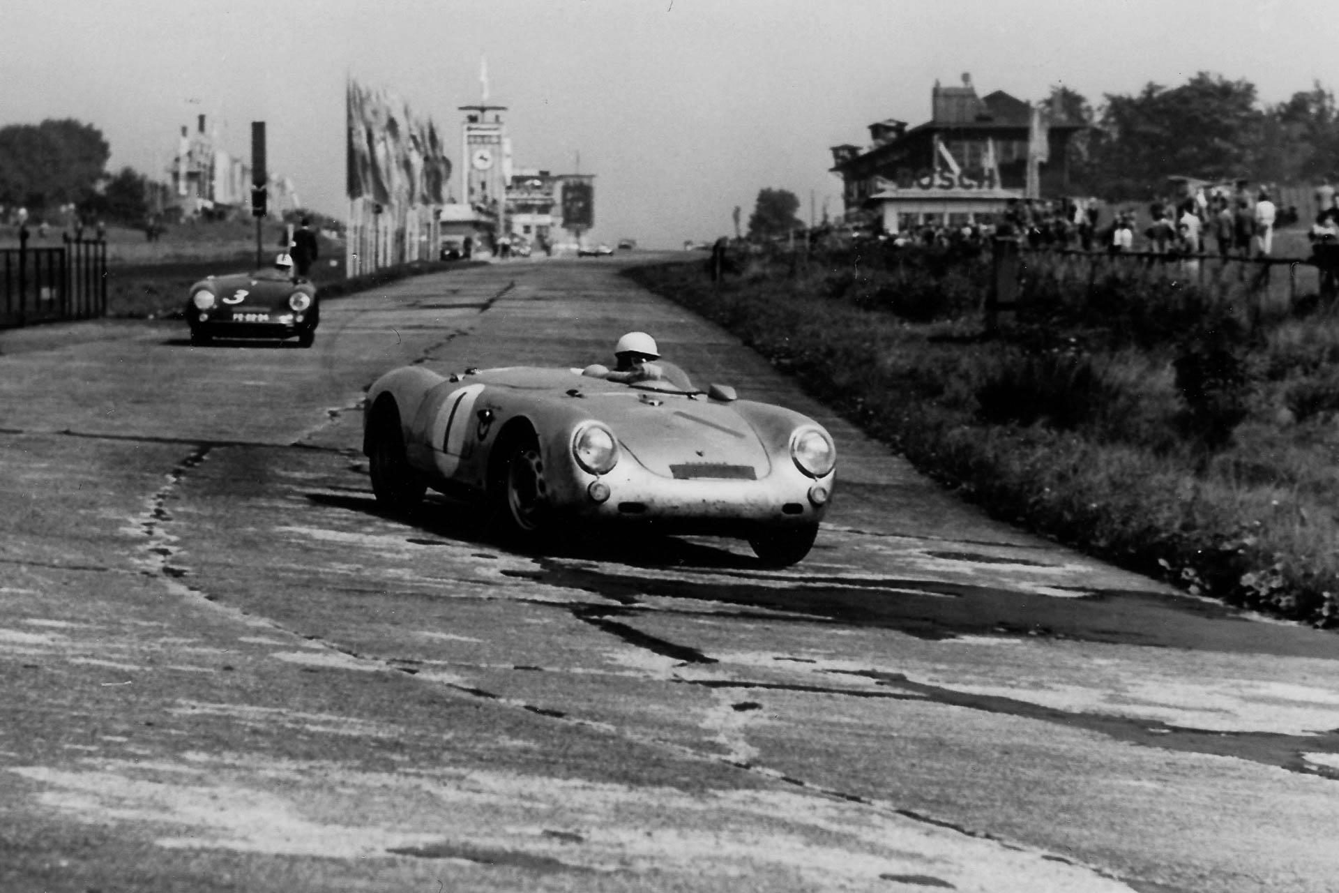 ADAC 1000km Rennen Nürburgring 1955