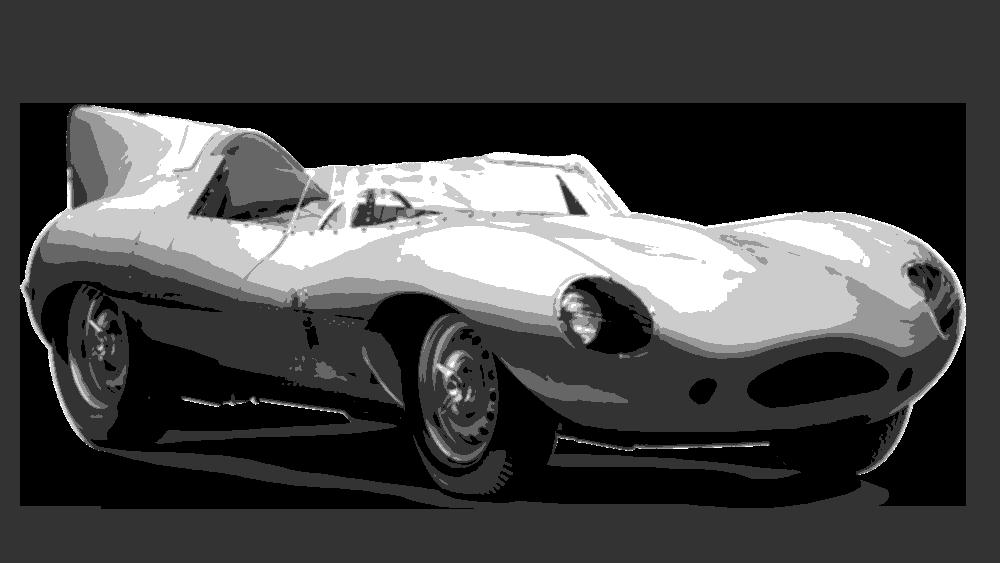 Jaguar D-Type 12