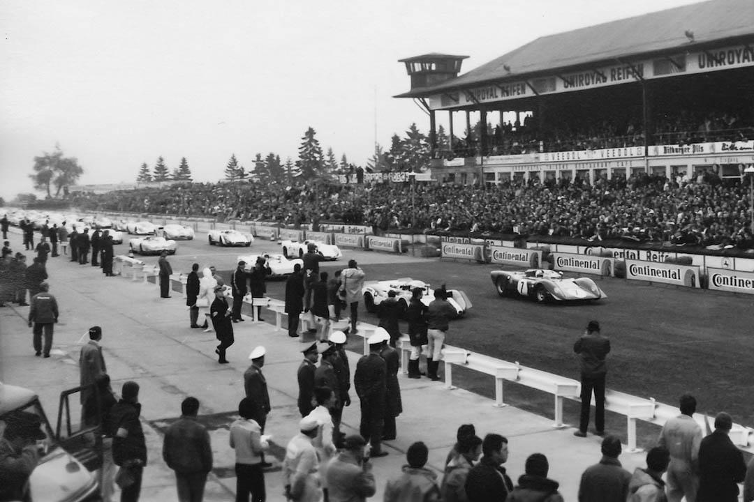 "Der erste ""Indianapolis Start"" (Foto: Udo Klinkel)"