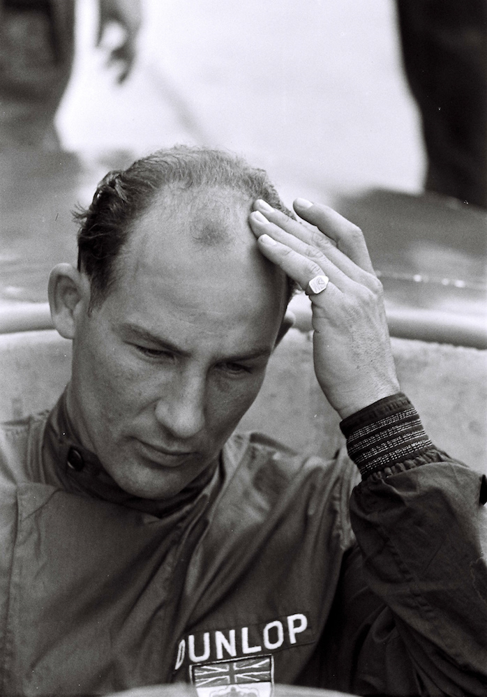 Vier Gesamtsiege beim 1000 Kilometer Rennen - Stirling Moss (Archiv Luck)