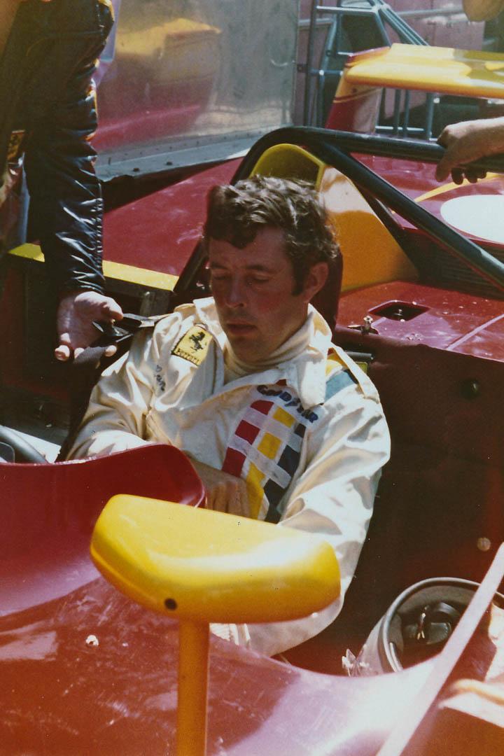 Brian Redman gewann zusammen mit Jacky Ickx das legendäre Rennen von 1973. Foto: Udo Klinkel