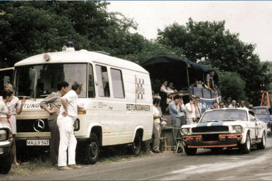 DSK Rettungswagen