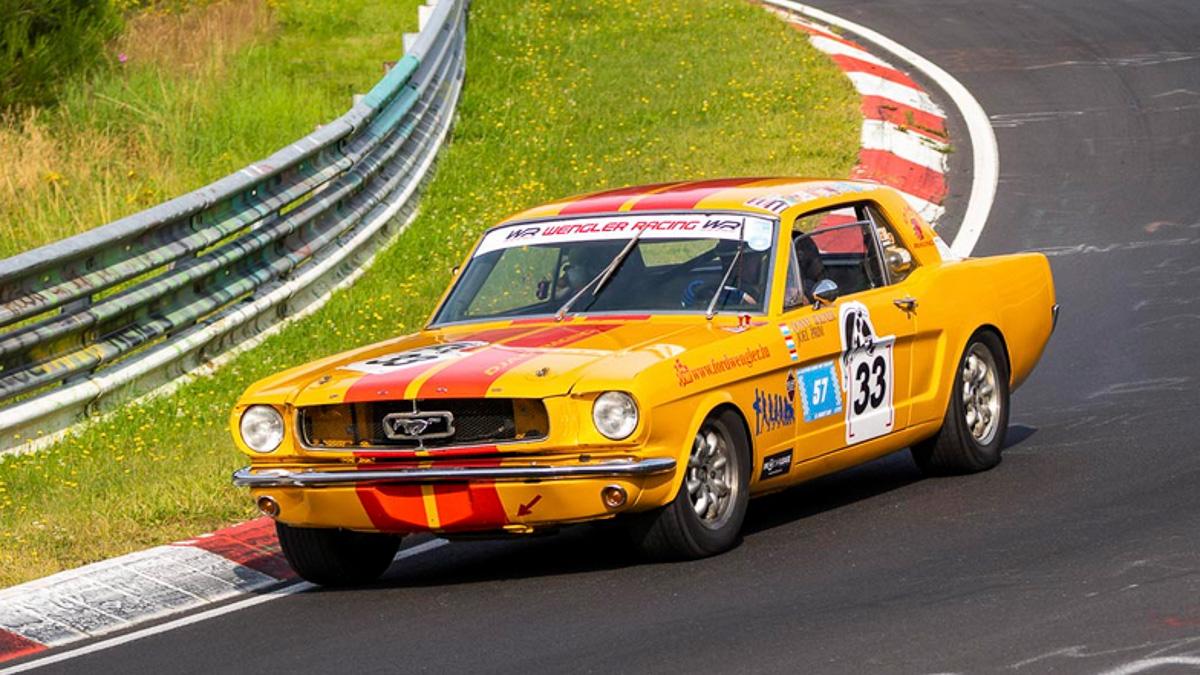 Mustang mit E20 – Bio-Fuel